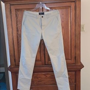 Men's Abercrombie & Fitch skinny Chino